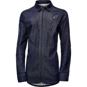 Protective P-Aight Tectron Long Sleeve Shirt Men deep blue